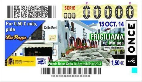 Frigiliana será protagonista en el sorteo de la ONCE el 15 de Octubre | Cosas de mi Tierra | Scoop.it
