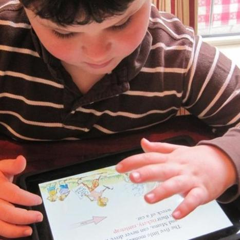 10 Tech Resources for the Autism Community - Mashable | IPad Applications for The Autism Community | Scoop.it