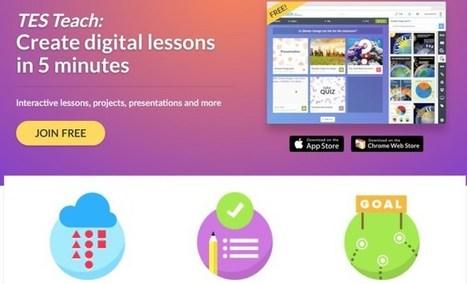 TesTeach. Créer facilement des leçons interactives – Les Outils Tice | Compétences clés | Scoop.it
