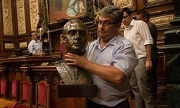 Barcelona council removes bust of former king of Spain from city hall - The Guardian | AC Affairs | Scoop.it