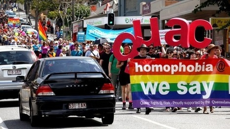 Uniformed police to march in Brisbane Pride parade | Gay News | Scoop.it