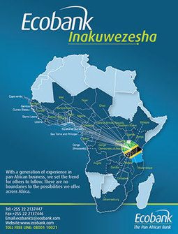 Tanzania Among Top 10 Most Attractive Destinations For FDI In Africa | ICT for Education and Development | Scoop.it