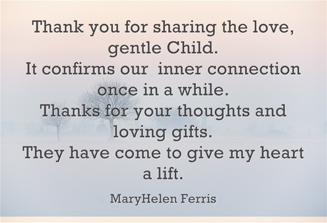 A Quote...in gratitude... | Poetry for inspiration | Scoop.it