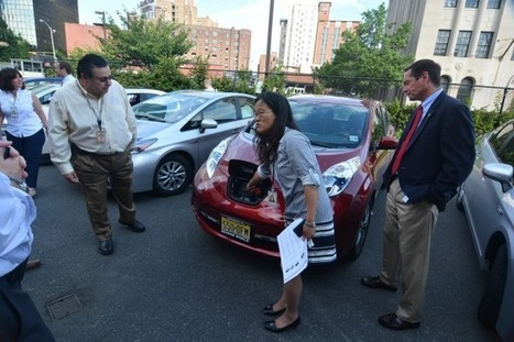 NJ electric-car advocacy group launches as gas tax soars | Community Village Daily | Scoop.it