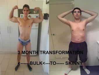 Nadim's 3 month transformation | FlexingLads | Scoop.it