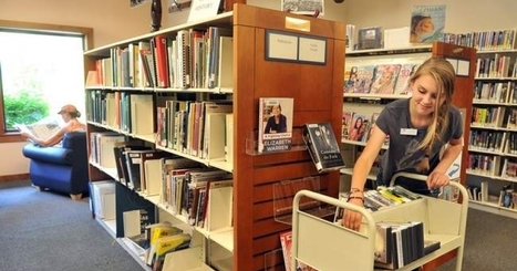 Is Your Local Public Library Run by Wall Street? | Librarysoul | Scoop.it