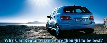 Make Your Journey Comfortable by Hiring Car | Services | Scoop.it