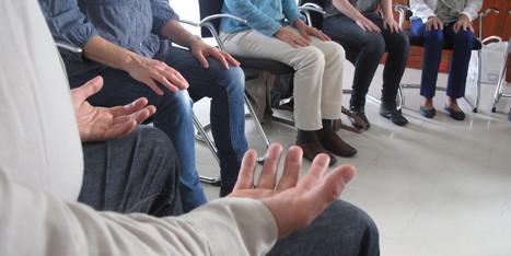 Apprenez la méditation avec les patients de Sainte Anne | La pleine Conscience | Scoop.it