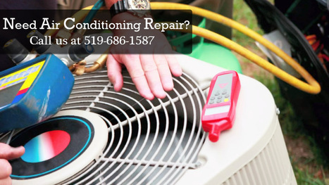 Air Conditioning Repair Blog | Canadian Comfort Heating & Cooling Systems | Scoop.it