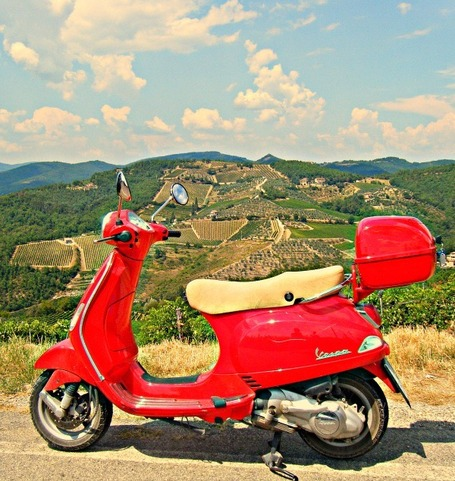 Verdicchio Vespa Tours Le Marche | Le Marche another Italy | Scoop.it