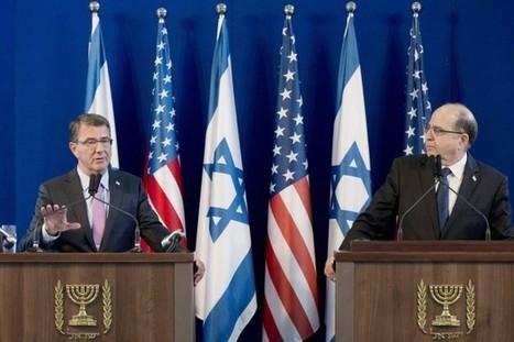 Les États-Unis prêts à muscler leur coopération militaire avec Israël | États-Unis | interfarces | Scoop.it