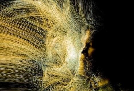 Experimental Light Painting Self-Portraits - PetaPixel   Photography   Scoop.it