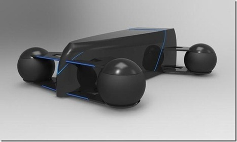 » Concept the roller vehicle Future technology | Advancement in Technology | Scoop.it