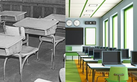 The History Of Blended Learning - eLearning Industry | Blended Learning in Higher Ed | Scoop.it