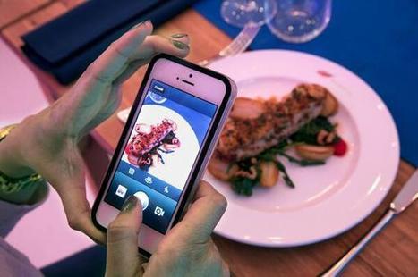 The Picture House : Le 1er restaurant où l'on peut payer en photo Instagram | New Marketing | Scoop.it