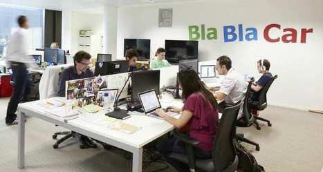 Blablacar lève 100 millions de dollars pour accélérer son développement international | ducontenuauclient | Scoop.it
