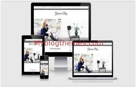 Free Personal Responsive Magazine Blogger Template | Blogger themes | Scoop.it