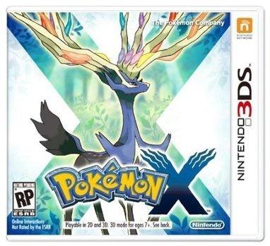 Pokémon X | Gamungo Game News | Scoop.it