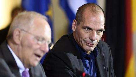 Schaeuble to Varoufakis: If You Want to Leave the Euro, We Will Help | Peer2Politics | Scoop.it