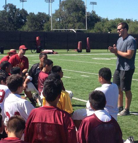 Rhett Ellison Supports Stanford Youth Impact Program | Community Partnerships for Promoting Health and Wellness | Scoop.it