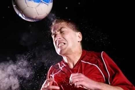 Heading a soccer ball causes instant changes to the brain | Leading Schools | Scoop.it