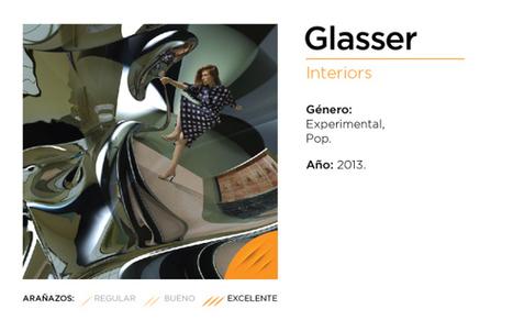 Glasser, Interiors (2013)   Music Reviews   Scoop.it