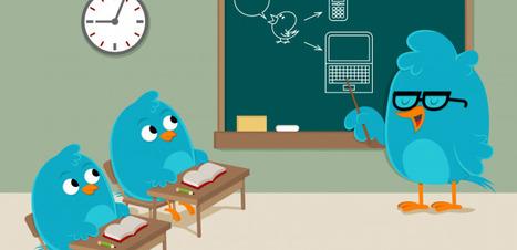 TWITTER EDUCACIÓN: APRENDE A TRAVÉS DE LO QUE TEAPASIONA | Educación a Distancia y TIC | Scoop.it