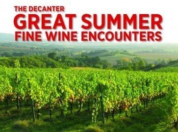 Antinori, Allegrini and other stars at Decanter's Great Summer Fine Wine Encounters | Vitabella Wine Daily Gossip | Scoop.it