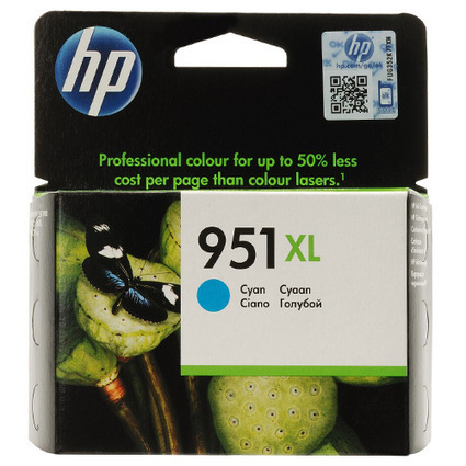 HP Original 951XL Cyan Ink CN046AE | MyPrinteInk -Cheap Remanufactured InkJet Cartridge Store | Scoop.it