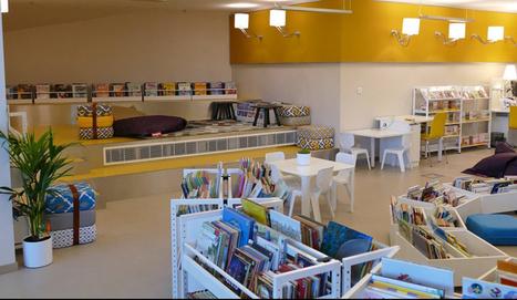 """Médiathèque de la Canopée des Halles : """"Une autre vision du métier de bibliothécaire""""   Quartier des Halles - et un peu plus autour de la Canopée...   Scoop.it"""