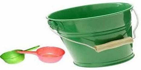 Tips Membuat Gayung dan Ember selalu Tampak Bersih | Peluang Properti | Scoop.it