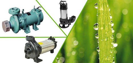 List of Five Best Lubi Pumps For Agriculture Use | Agriculture pumps | Scoop.it
