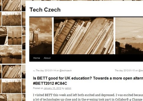 Is BETT good for UK education? Towards a more open alternative! #BETT2012 #C84C | Tech Czech | Inclusive teaching and learning | Scoop.it