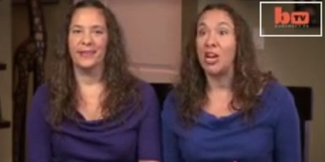 These Twins Aren't Conjoined, But They Have Shared EVERYTHING | In Today's News of the Weird | Scoop.it