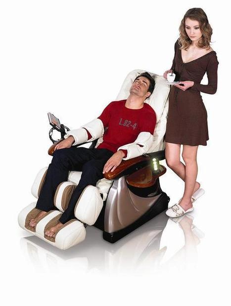 60 Massage Chairs Styles and Pictures - Furniture Fashion | zyxxle | Scoop.it