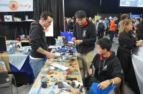 With Ideas Developed, Raspberry Pi Makers Start Creating | Raspberry Pi | Scoop.it
