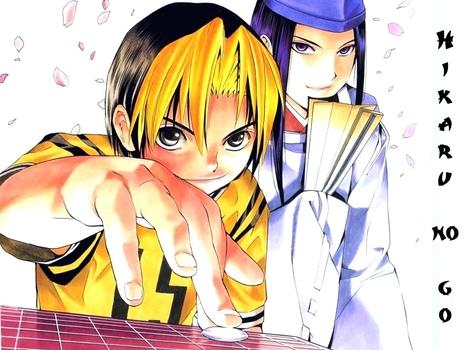 Hikaru no Go : le phénomène manga au Japon   Go: The Ultimate Game   Scoop.it