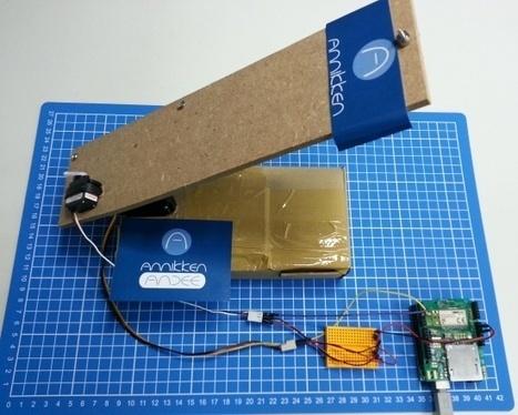 "Arduino Blog » Blog Archive » Rubber band launcher: no droids were harmed!   L'impresa ""mobile""   Scoop.it"