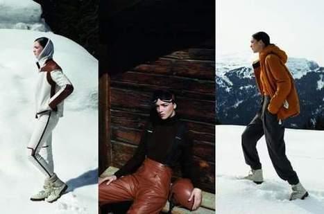 Luxe : Hermès signe son grand retour sur les pistes de ski | Branding et Luxe | Scoop.it