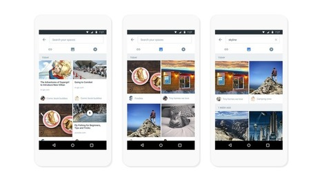 Google's new messaging app has Chrome, YouTube and Search built in | Social Media, SEO, Mobile, Digital Marketing | Scoop.it