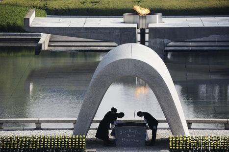 Hiroshima unhappy atomic-bomb park is 'Pokemon Go' site | Archaeology, Culture, Religion and Spirituality | Scoop.it