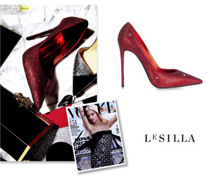 Le Silla as seen on Vogue Russia | Le Marche & Fashion | Scoop.it