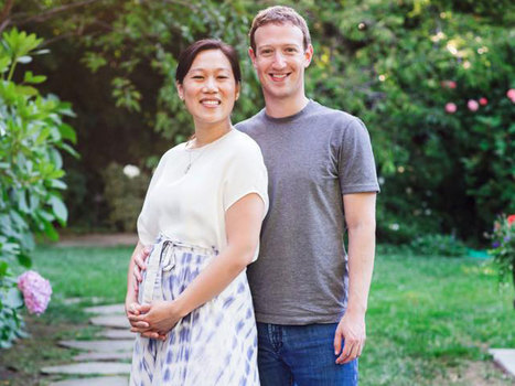 Babyface? The 12-year relationship of college sweethearts Mark Zuckerberg and Priscilla Chan   Daily News Reads   Scoop.it