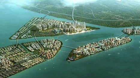 Les Chinois créent une ville à 100 milliards à côté de Singapour | C'est Acquis | Scoop.it