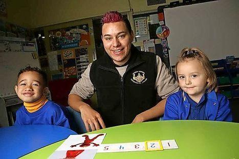 Koori language brought to life at Melton West Primary School   Aboriginal Languages   Scoop.it