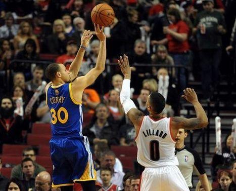 Splash Brothers Score 51 In Second Half, Lead Golden State Warriors To Win At ... - Golden Gate Sports | Splash | Scoop.it