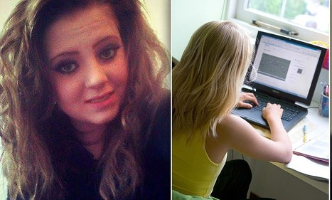 The teens who troll themselves: A shocking new form of self-harming | Kickin' Kickers | Scoop.it