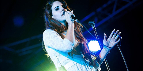 Lana Del Rey to give a private H&M Performance ... | Lana Del Rey - Lizzy Grant | Scoop.it