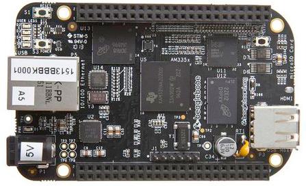 BeagleBone Black GPIO interactive map | Raspberry Pi | Scoop.it