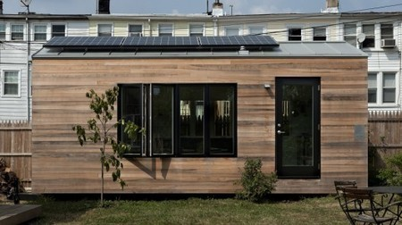 Off-grid Minim House reimagines tiny living | Real Estate Plus+ | Scoop.it